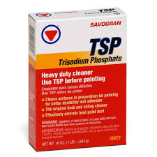 Best Way To Wash Walls by Savogran 1 Lb Box Tsp Heavy Duty Cleaner 10621 The Home Depot