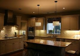 kitchen dark wooden dining set stone backsplash wooden wall rack