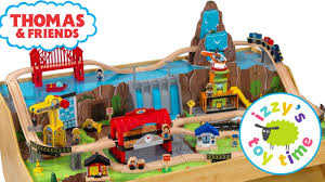 thomas and friends thomas train and kidkraft grand central