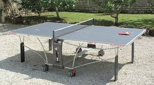 Outdoor Tennis Table Tips On Buying An Outdoor Table Tennis Table Tom Lodziak Table