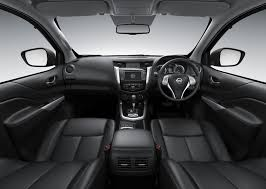 nissan frontier 2016 interior all new nissan frontier gets tougher for global pickup truck