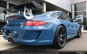 porsche blue gt3 in market paint to sample oslo blue 2011 porsche 911 gt3 rs u2013 p9xx