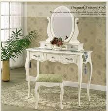 Vanity Mirror Dresser Aliexpress Com Buy Queen Anne White Make Up Table Dresser Vanity