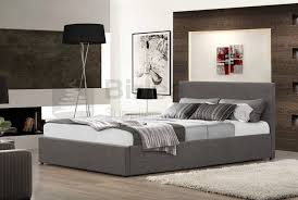Birlea Ottoman Birlea Berlin Grey Fabric Ottoman Bed From The Bed Station