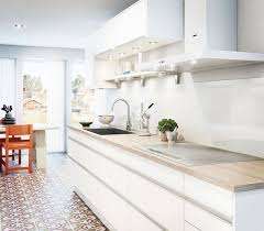 plan de travail cuisine en plan de travail cuisine 50 idées de matériaux et couleurs