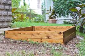 How To Install A Raised Garden Bed - how to build a raised garden bed the things i think about