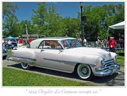 1954 la comtesse concept car