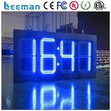 countdown clock billboard for sale outdoor digital led countdown