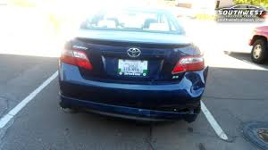 toyota camry trunk 2010 toyota camry collision repair certified collision repair