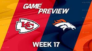 Bronco Flag Kansas City Chiefs Vs Denver Broncos Nfl Week 17 Game Preview