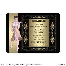 245 best womans birthday party invitations images on pinterest