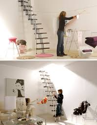 Access Stairs Design The Karina Space Saving Staircase Is Allegedly The Cheapest And