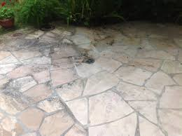 Sealing A Flagstone Patio by Flagstone Patio Cleaning U0026 Natural Stone Refinishing In Marin Ca