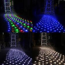 cheap led net light 220v 2m 3m 210leds string net light waterproof