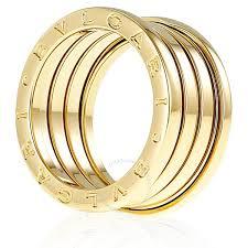 bvlgari rings images Bvlgari b zero1 4 band 18k yellow gold ring an191025 bvlgari jpg