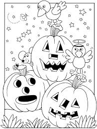 64 best halloween coloring page images on pinterest coloring