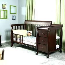 crib changing table combo crib and dresser combo crib changing table dresser com fresh 3 in 1