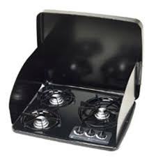 atwood 56458 black 2 burner drop in cooktop cover