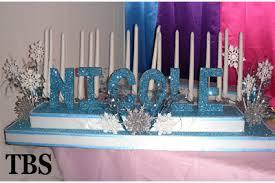 Centerpieces Sweet 16 by Sweet 16 Centerpieces Winterwonderland Candle Holder Danni U0027s