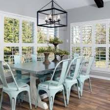 Metal Dining Chairs Photos Hgtv