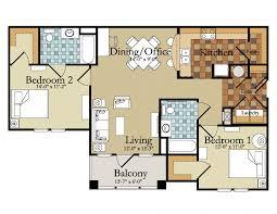 Ultimate Kitchen Floor Plans by Ultimate 2 Bedroom Apartments Floor Plan Elegant Interior Bedroom