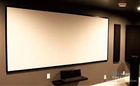 12 1 home theater custom built screens for your home theatre projector