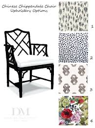 chinese chippendale chairs chinese chippendale chair upholstery black white chinese
