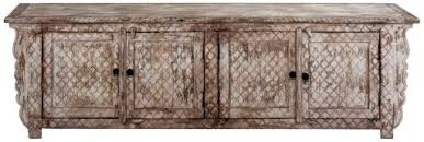 muebles decapados en blanco wellindal mueble tv blanco decapado envejecido de estilo