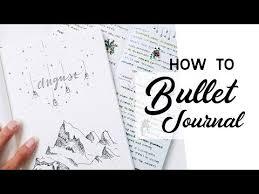 how to bullet journal tips u0026 tricks youtube