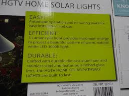 alpan solar lights 18 pack smartyard led solar pathway lights costco hgtv smartyard c2 a2 large