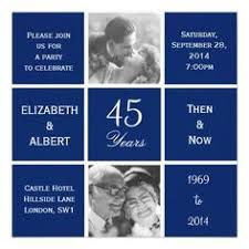 45th wedding anniversary 45th wedding anniversary banner banners