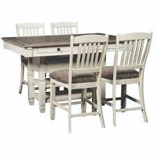 dolan 5 pc counter dining set wg r furniture dolan 5 pc counter dining set