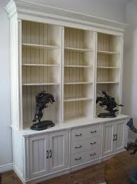 distressed bookcase ira design