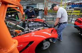 national corvette museum raffle general motors to invest 290 million in bowling green assembly