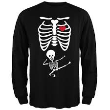 Kung Fu Halloween Costume Buy Kung Fu Baby Pregnant Skeleton Halloween Costume Long Sleeve