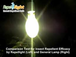 insect repellent bulb enputech youtube