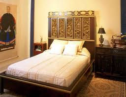 Asian Bedroom by Asian Inspired Bedrooms For Master Bedroom Dawnelise Interiors By