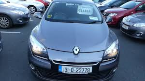 2013 renault megane youtube
