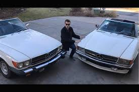 mercedes market a tale of two mercedes when the grey market made u s spec cars