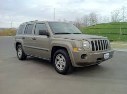 2008 jeep patriot gas mileage used 2008 jeep patriot sport wi near cedarburg wi russ