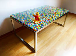 Legos Table 21 Insanely Cool Diy Lego Furniture And Home Decor Creations