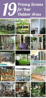 Garden Privacy Screen Ideas 17 Privacy Screen Ideas That Ll Keep Your Neighbors From Snooping