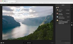 adobe launches a cloud centric redesign of lightroom cc techcrunch