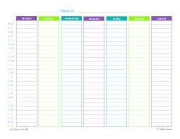 got a busy week there u0027s a weekly planner for that weekly