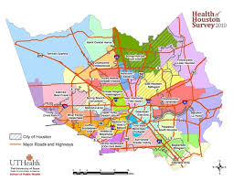 houston map with zip codes mapping the houston area research the of