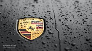 porsche logos photo collection porsche logo hd wallpaper