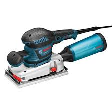 Orbital Floor Sander For Sale by Bosch 3 4 Amp Corded 1 2 In Sheet 4 5 In Orbital Sander Kit With