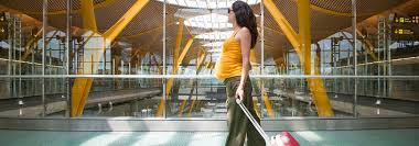flying while and other tips for travel during pregnancy