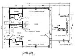 28 free a frame house plans a frame house plan 24 feet high