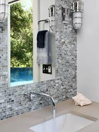 Black White Bathroom Ideas Black And White Bathroom Designs Hgtv